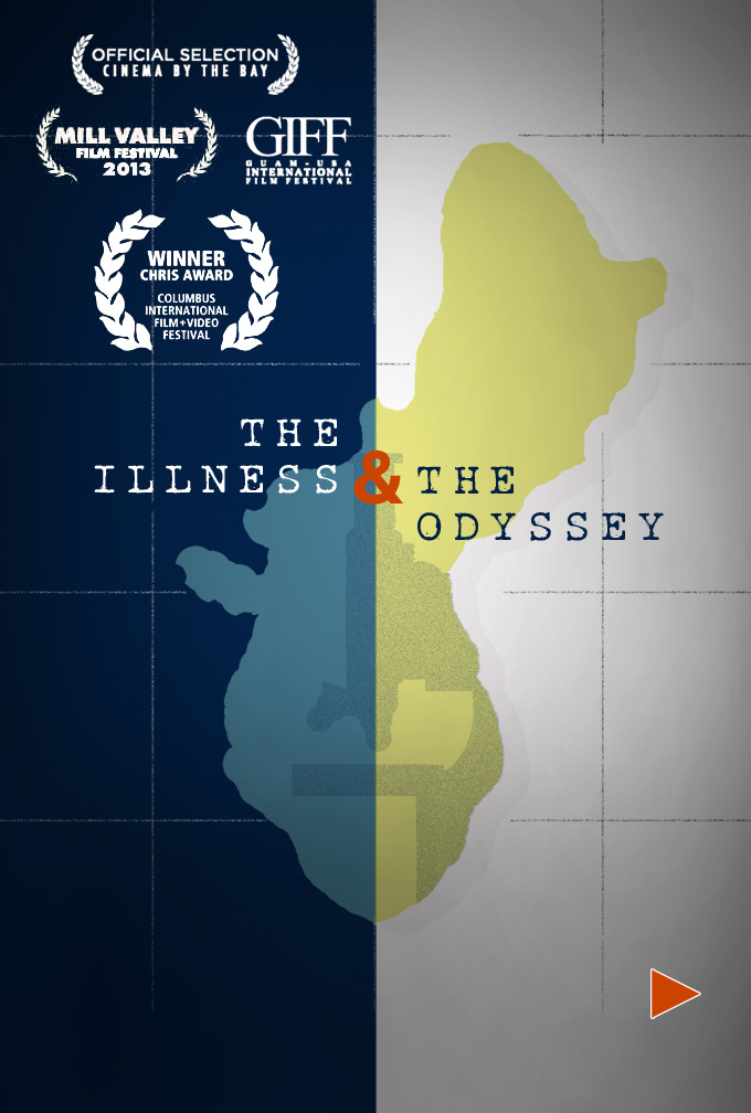 the Illness & Odyssey poster